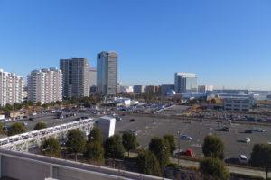 千葉ニュータウン中央の景色