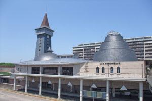 北総線印旛日本医大駅
