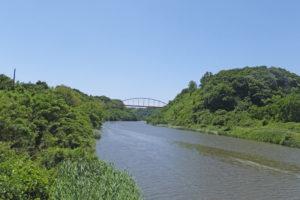 印旛沼用水路