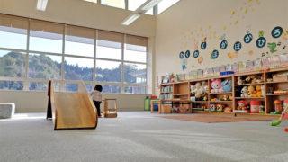 印西市の子育て支援施設、総合福祉センター