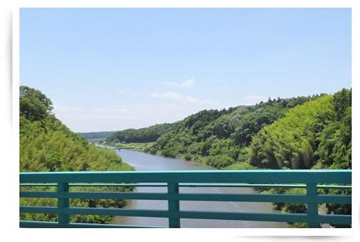 印旛沼水路