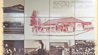 懐かしい昔のJR木下駅