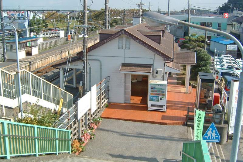 旧JR小林駅駅舎