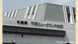 千葉ニュータウン中央駅の昔話