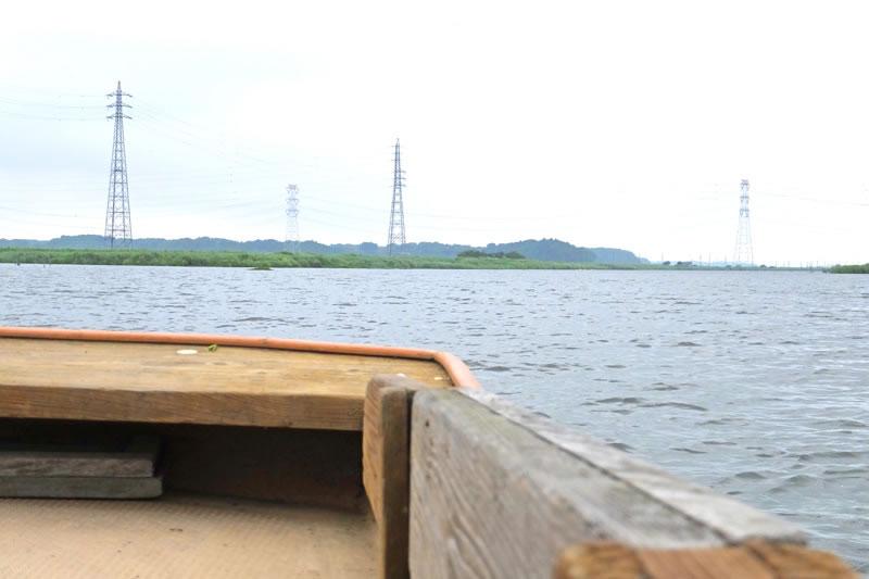 ぶらり川巡り手賀川の風景
