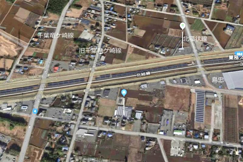 北総線の幻の新駅計画