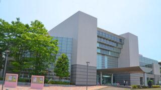 印西市文化ホール・大森図書館