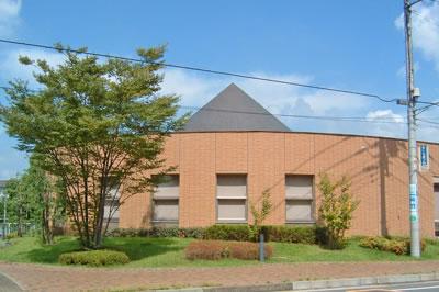 印西市小倉台図書館
