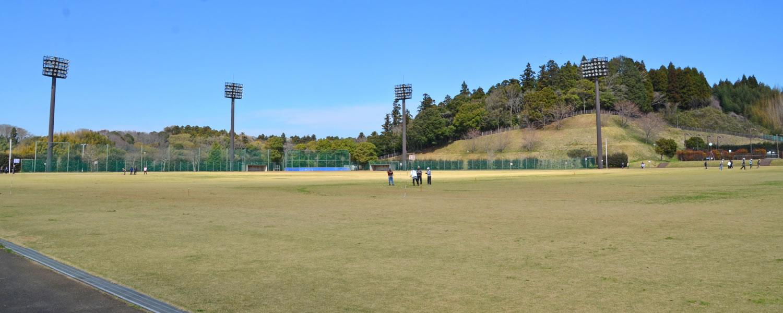 印旛西部公園