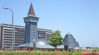 印旛日本医大駅駅舎外観