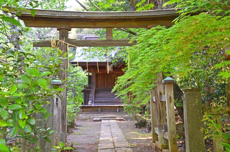 松虫姫神社
