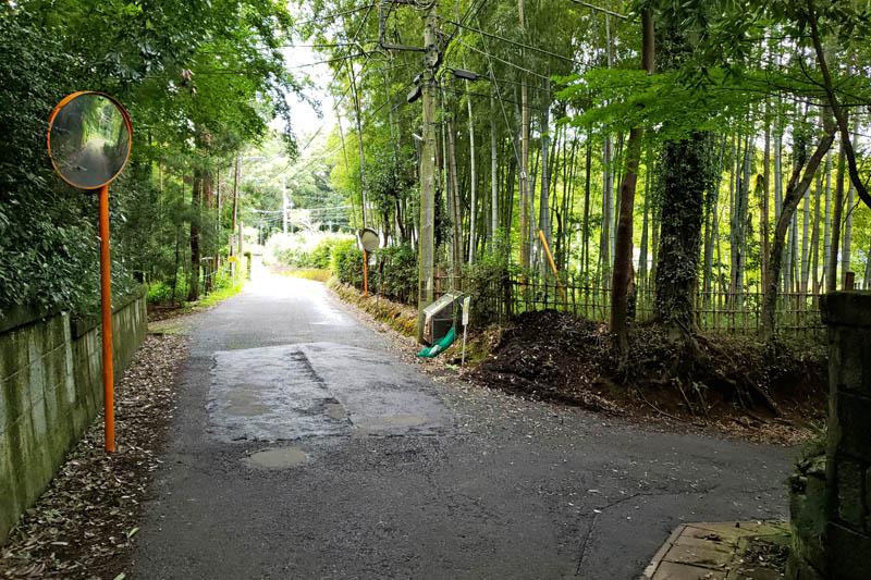 杉自塚への行き方