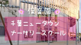 千葉ニュータウンナーサリースクール