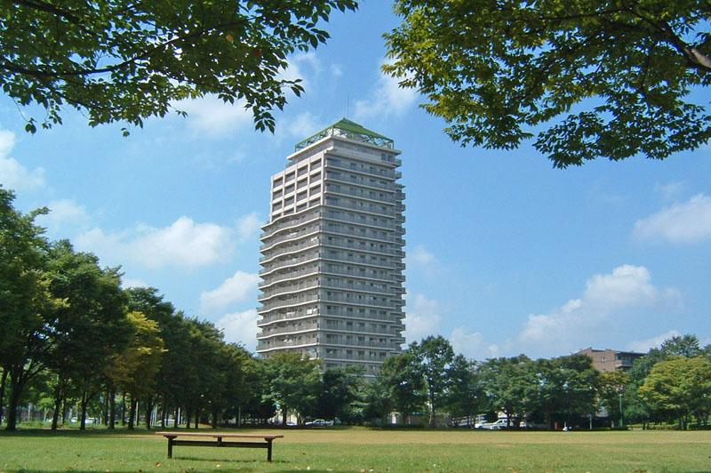 千葉ニュータウンのタワーマンション「トリアスフロントタワー」